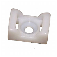 Cable tie mountingplate -4,8mm
