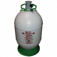 Cleaning Bottle S System 30l Plastic