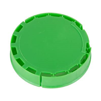 Keg cap -G-system, Light green