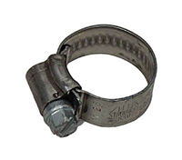 Clamp -ABA, 15-24mm, SS