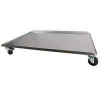 Coolerstand on wheels -PC 100